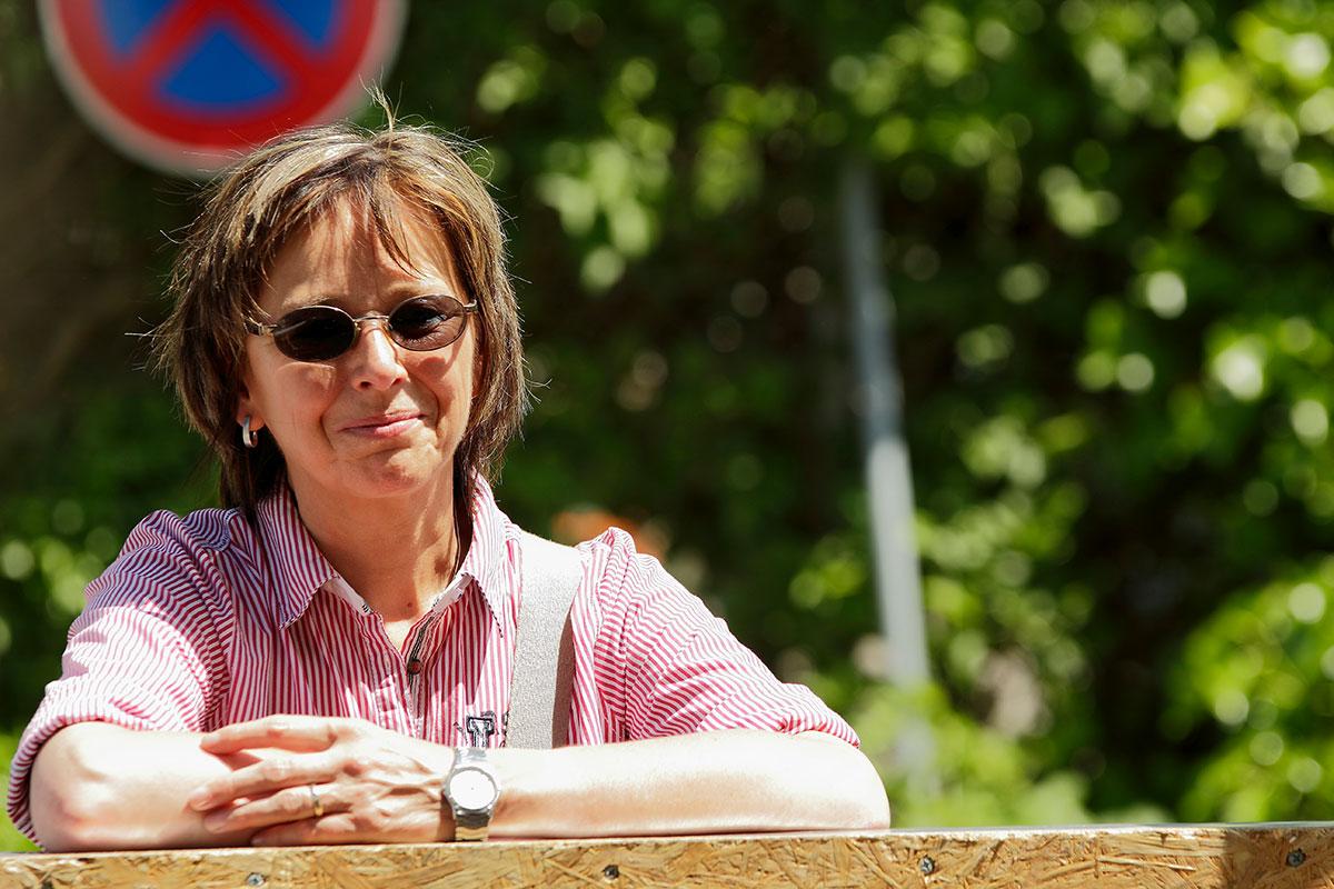Grillfest bei Kirchner